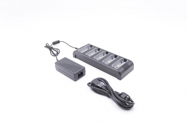 Barcode scanner charging station (5-way)